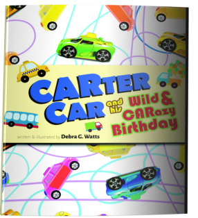 CARter CAR and his Wild & CARazy Birthday